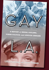 Gay L.A. book cover image